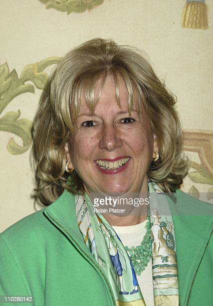 Linda Fairstein during 17th Annual PAL Women of the Year Luncheon Honoring Lorraine Bracco and Susan Lyne at The Pierre Hotel in New York City New...