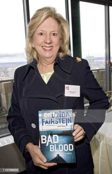 Linda Fairstein during God's Love We Deliver Annual Authors in Kind Luncheon at Rainbow Room in New York City New York United States
