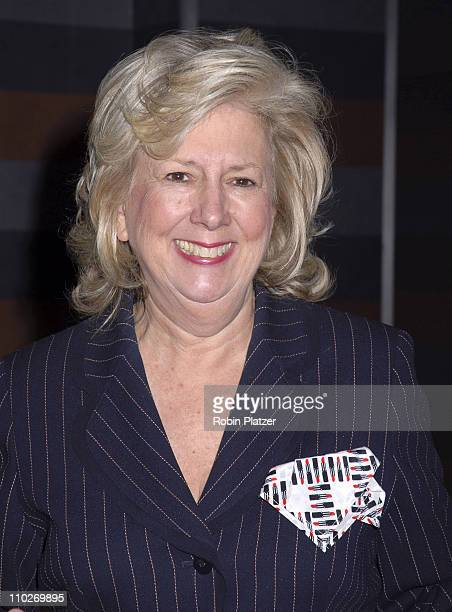 Linda Fairstein during The 3rd Annual Authors In Kind Luncheon Benefiting God's Love We Deliver Inside Arrivals at The Rainbow Room in New York City...