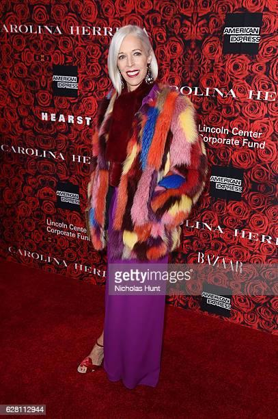 Linda Fargo attends 'An Evening Honoring Carolina Herrera' at Alice Tully Hall at Lincoln Center on December 6 2016 in New York City