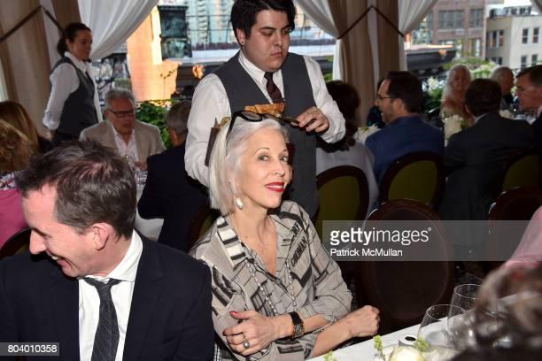 Linda Fargo attends James D Dunning Jr's Birthday at The NoMad Hotel on June 7 2017 in New York City