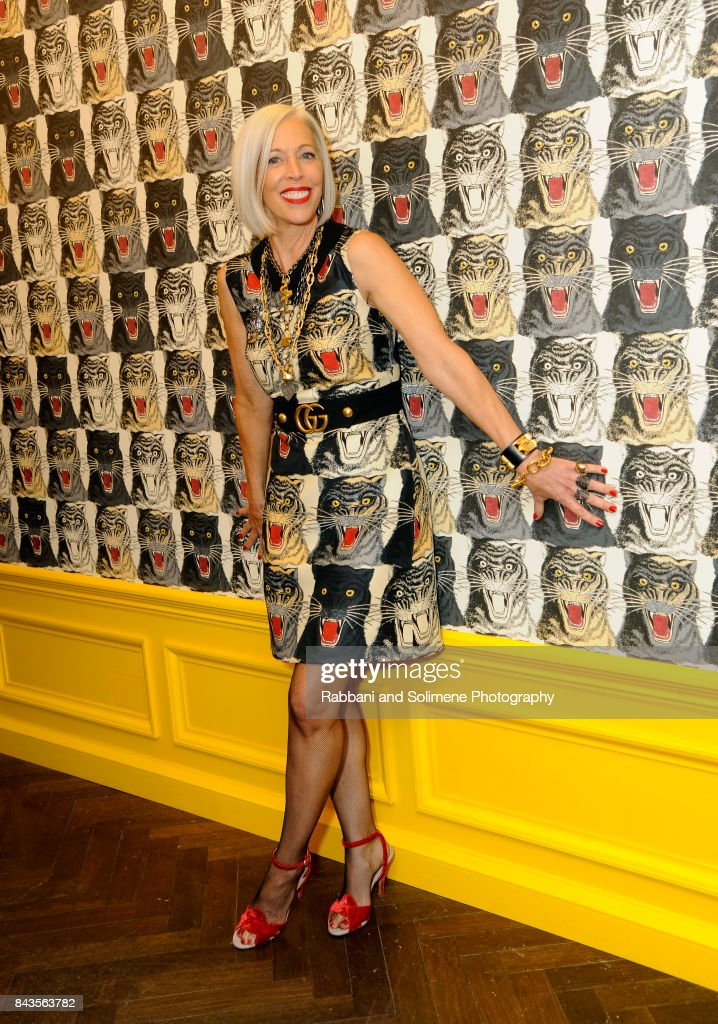 Susan Chokachi and Linda Fargo Host Private Dinner to Introduce Gucci Decor at Bergdorf Goodman