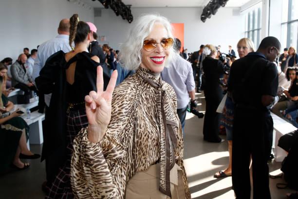 NY: Bibhu Mohapatra - Front Row - September 2019 - New York Fashion Week: The Shows