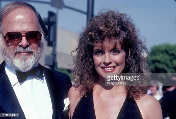 Linda Gray circa 1981 in Los Angeles California