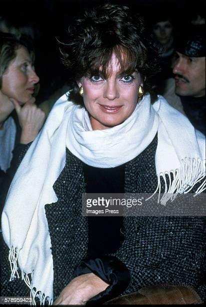 Linda Gray circa 1984 in New York City