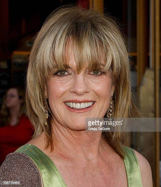 Linda Gray during Cinderella Man Los Angeles Premiere Arrivals at The Gibson Amphitheatre in Universal City California United States