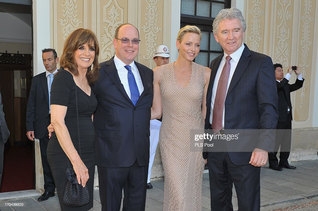 53rd Monte Carlo TV Festival : Party At The Monaco Palace