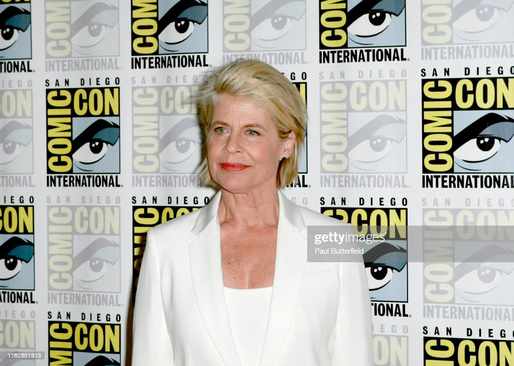 "2019 Comic-Con International - ""Terminator: Dark Fate"" Premiere : News Photo"