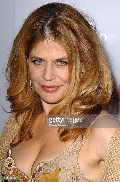 Linda Hamilton during Wheels Up Films' 'The Kid I' Los Angeles Premiere Arrivals at Grauman's Chinese Theater in Hollywood California United States