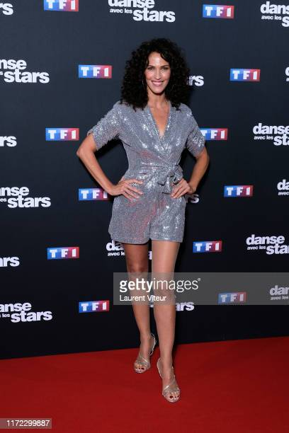 Linda Hardy attends the Danse Avec Les Stars Photocall At TF1 on September 04 2019 in BoulogneBillancourt France