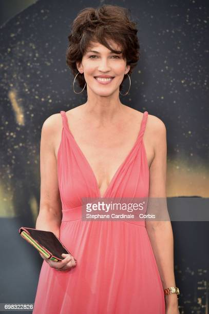 Linda Hardy poses for a Photocall during the 57th Monte Carlo TV Festival Day Five on June 20 2017 in MonteCarlo Monaco