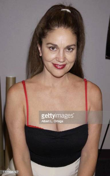 Linda Harrison during Creation/Fangoria's Weekend of Horrors Day One at The Pasadena Center in Pasadena California United States