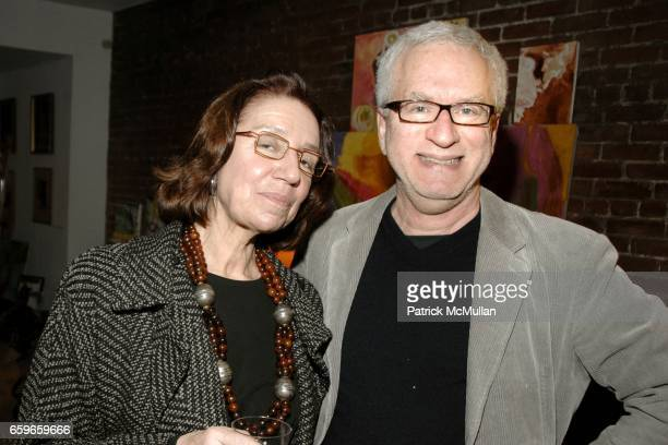 """Linda Healey, Neil Baldwin attend Patricia Bosworth and Joel Conarroe host party for BRAD GOOCH'S new book """"FLANNERY: A LIFE OF FLANNERY O'CONNOR"""" at..."""