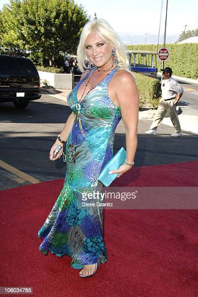 Linda Hogan during 2006 Teen Choice Awards Arrivals at Gibson Amphitheatre in Universal City California United States