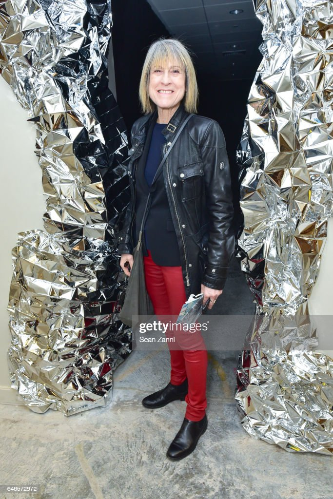 Linda Jablonski attends Spring Break Art Fair 2017 Vernissage at 4 Times Square on February 28, 2017 in New York City.