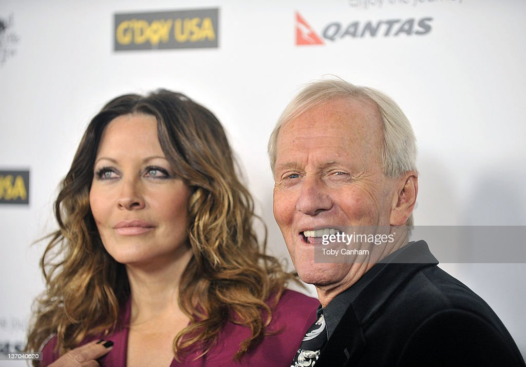 9th Annual G'Day USA Los Angeles Black Tie Gala - Arrivals : News Photo