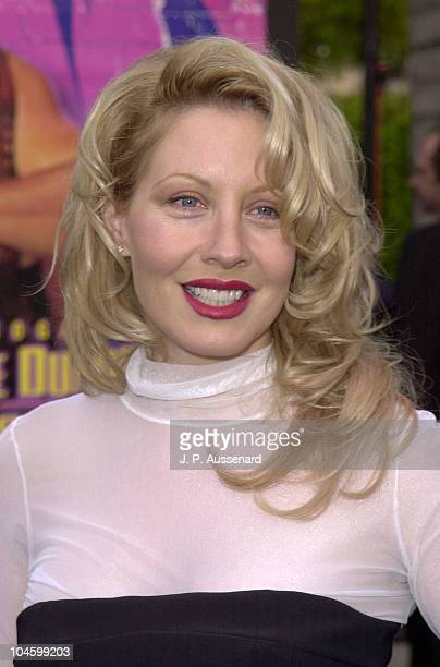 Linda Kozlowski during Crocodile Dundee in Los Angeles Los Angeles Premiere at Paramount Studios in Los Angeles California United States