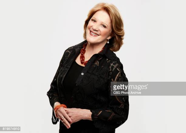 Linda Lavin of the CBS series 9JKL that premieres Oct 2 2017 on the CBS Television Network