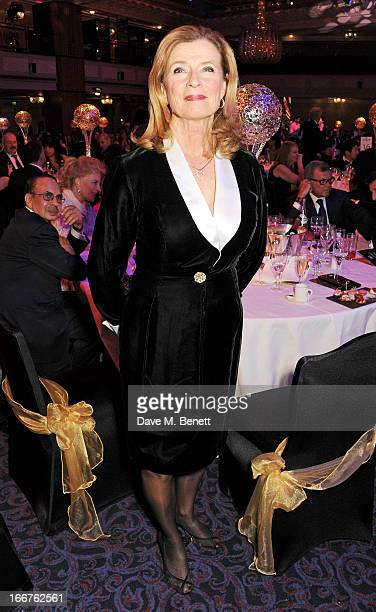 Linda Lee Cadwell, widow of Bruce Lee, attends The Asian Awards at The Grosvenor House Hotel on April 16, 2013 in London, England.