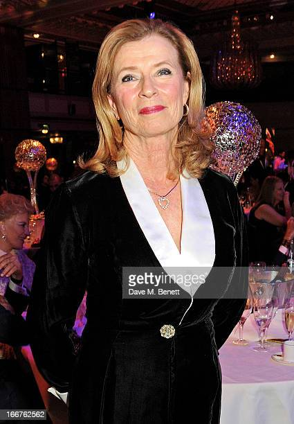 Linda Lee Cadwell widow of Bruce Lee attends The Asian Awards at The Grosvenor House Hotel on April 16 2013 in London England