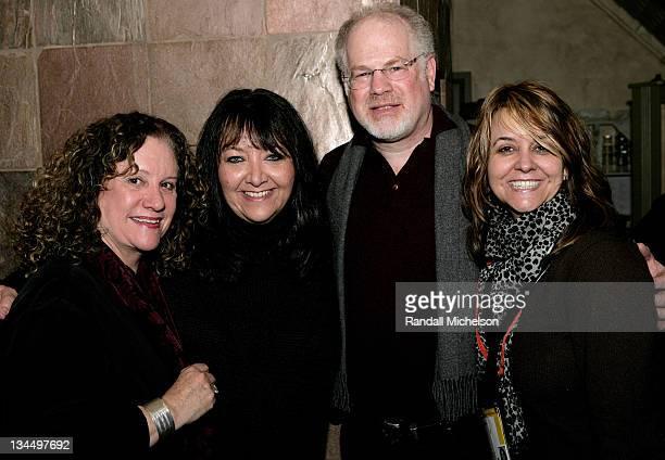 Linda Livingston Doreen Ringer Ross Scott Holtzman and Tracey McKnight