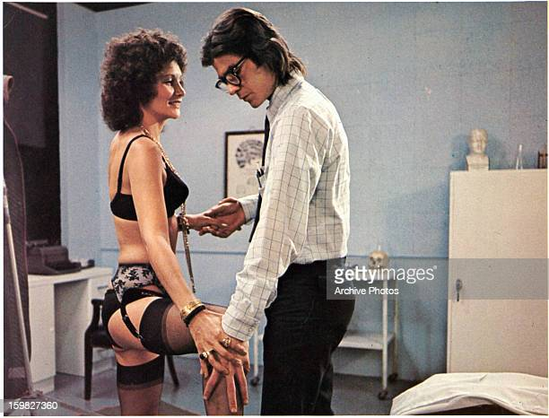 Linda Lovelace in a scene from the film 'Deep Throat' 1972