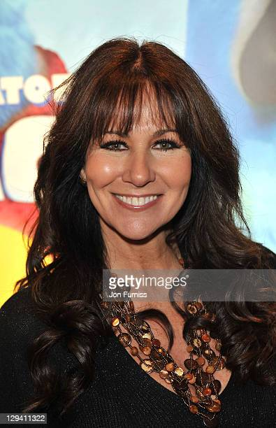 Linda Lusardi attends the gala screening of 'Rio' at Empire Leicester Square on March 27 2011 in London England