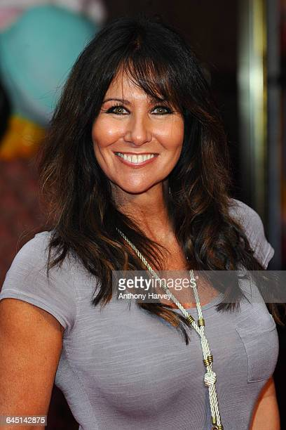 Linda Lusardi attends the Katy Perry Part of Me Premiere on July 03 2012 at the Empire Cinema Leicester Square in London