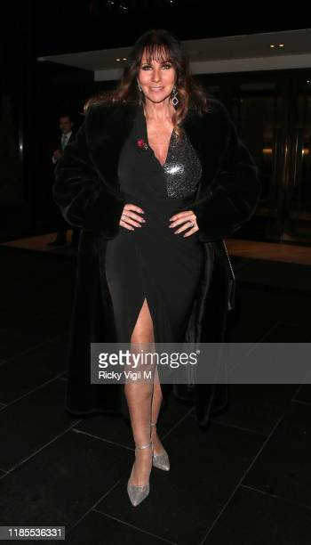 Linda Lusardi seen attending London Lifestyle Awards at InterContinental London Park Lane on November 04 2019 in London England