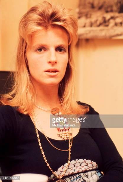 Linda McCartney of Wings portrait 23rd November 1973