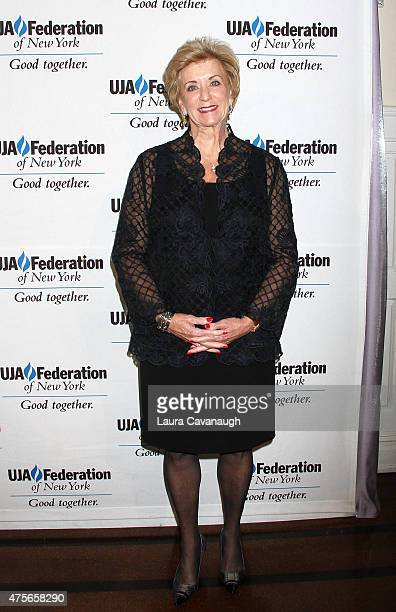 Linda McMahon attends the UJA-Federation New York's Entertainment Division Signature Gala at 583 Park Avenue on June 2, 2015 in New York City.