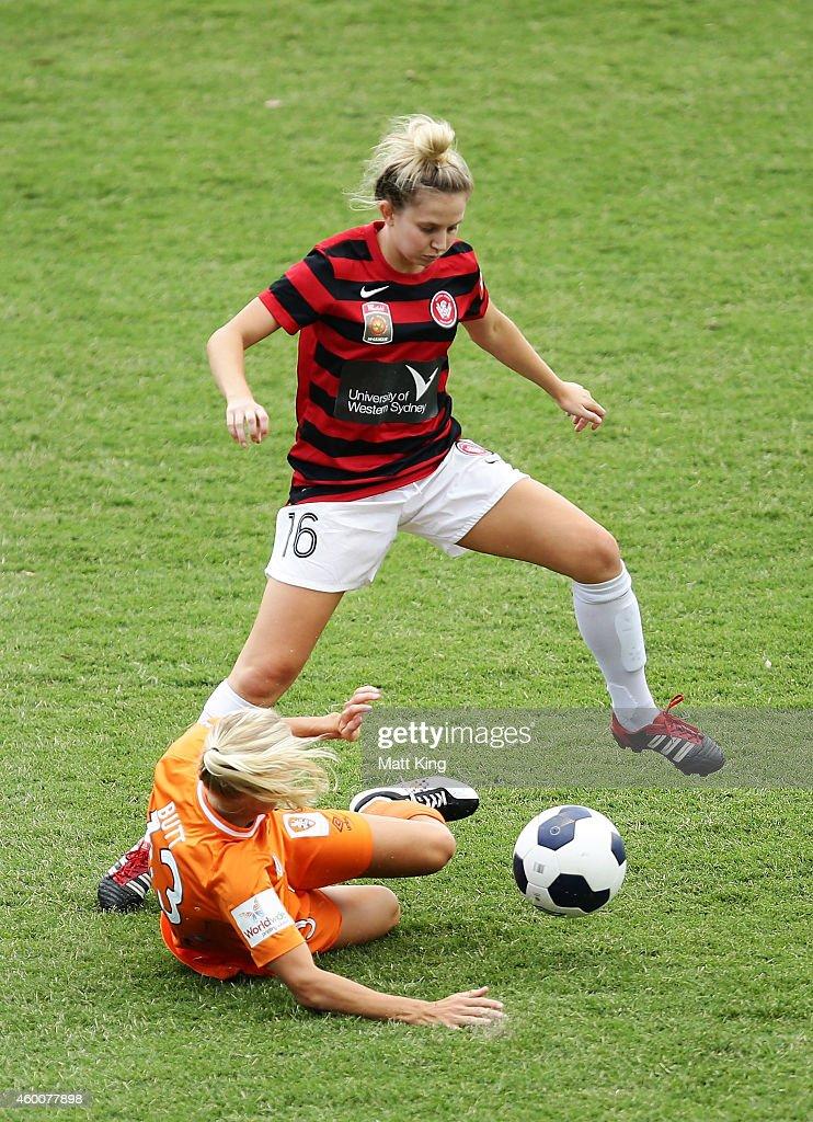 W-League Rd 12 - Western Sydney v Brisbane
