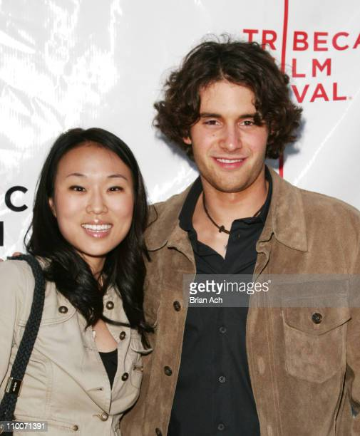 Linda Park and Evan Miller during 5th Annual Tribeca Film Festival Fat Girls Screening and After Party at AMC Loews 11th St Cinemas in New York City...