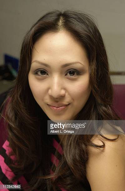 Linda Park during Creation Grand Slam Convention X with Salute to Star Trek at Pasadena Civic Auditorium in Pasadena California United States