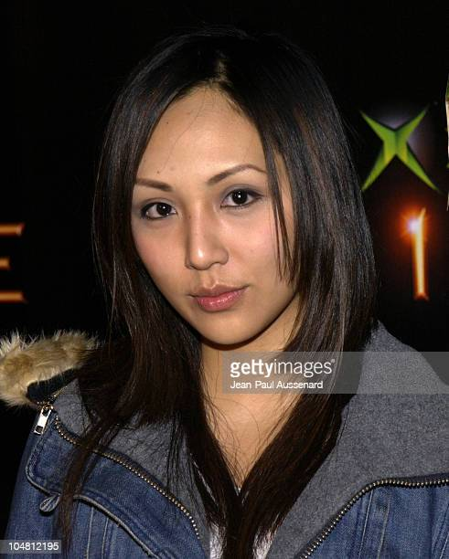 Linda Park during Launch Party for Xbox Live Arrivals at Peek at The Sunset Room in Hollywood California United States