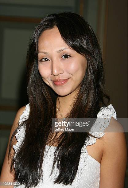 Linda Park during NBC Summer 2006 TCA Party Arrivals at Ritz Carlton in Pasadena California United States