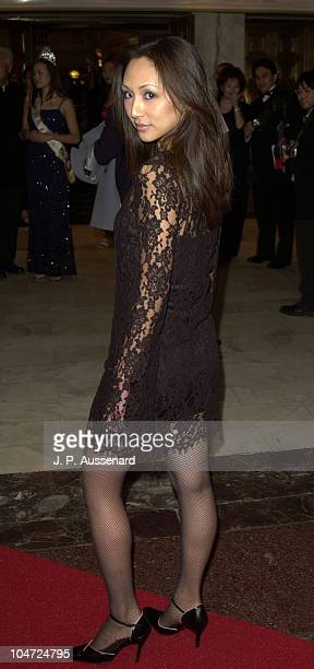 Linda Park during Second AMMY Awards For Asian American Entertainment at Orpheum Theater in Los Angeles California United States