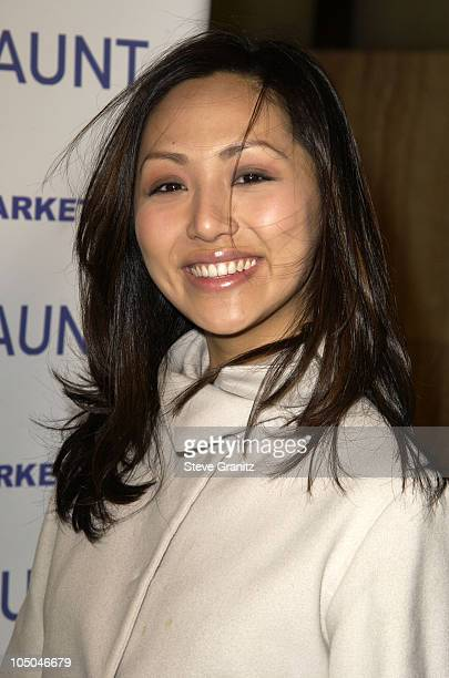 Linda Park during Spun Los Angeles Premiere at Cinerama Dome in Hollywood California United States