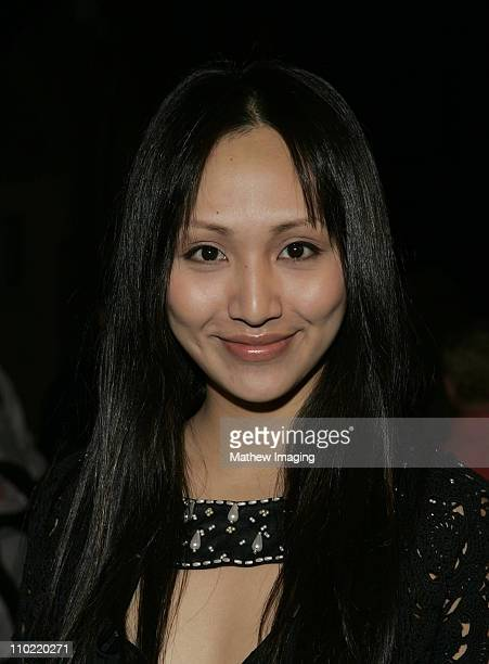 Linda Park during Star Trek Enterprise Cast and Crew Gather to Celebrate the Series Finale at Hollywood Roosevelt Hotel in Hollywood California...