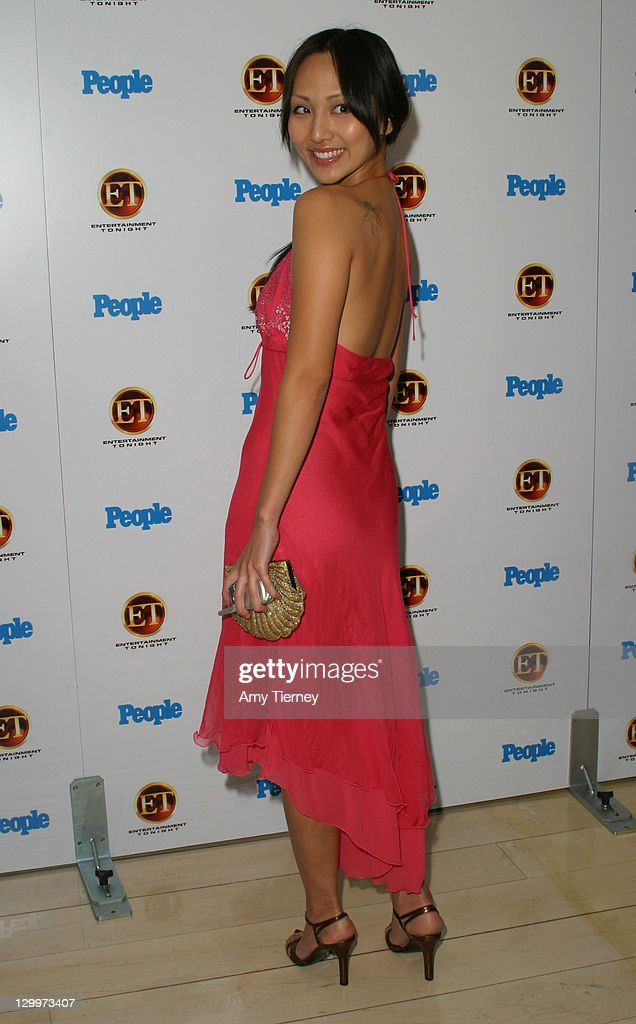 The 56th Annual Primetime Emmy Awards - People Magazine - ET Party : News Photo