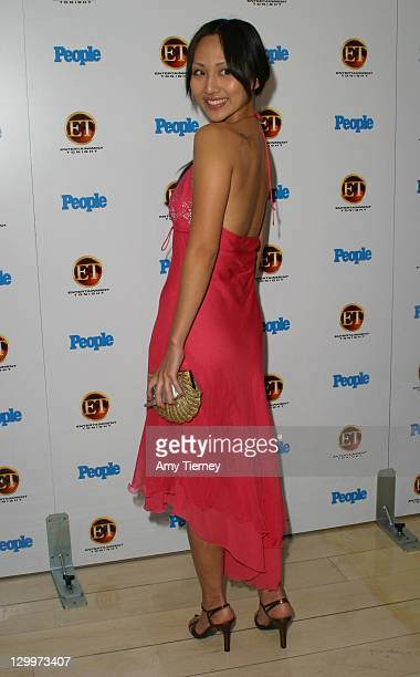 Linda Park during The 56th Annual Primetime Emmy Awards People Magazine ET Party at Mondrian in West Hollywood California United States