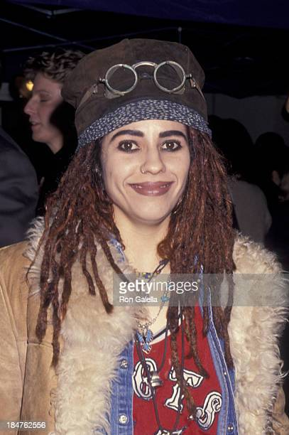 Linda Perry of Four Non Blondes attends Fourth Annual Billboard Music Awards on December 8 1993 at the Universal Ampitheater in Universal City...