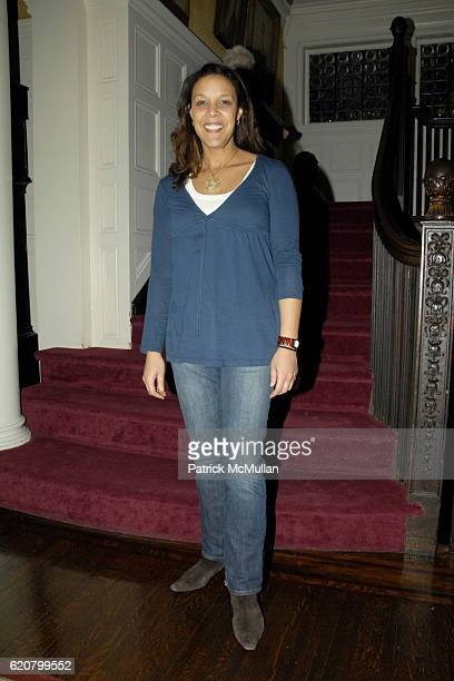 Linda Powell attends CAUSE CELEBRE benefiting THE FORTUNE SOCIETY PRISON REFORM at The Players on March 18 2008 in New York City