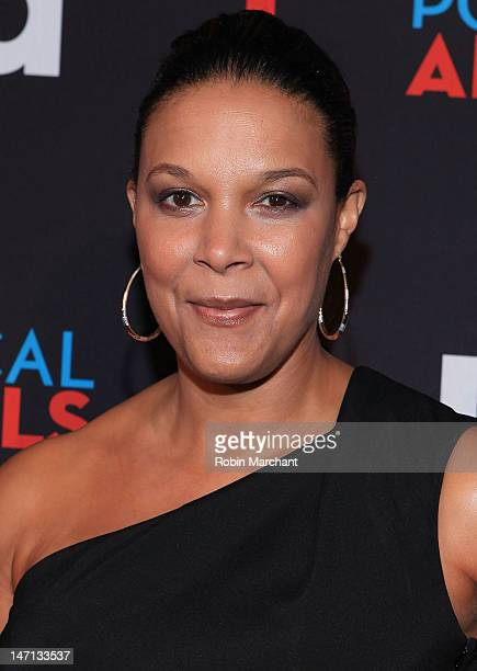 Linda Powell attends USA Network's Political Animals New York Screening at The Morgan Library Museum on June 25 2012 in New York City