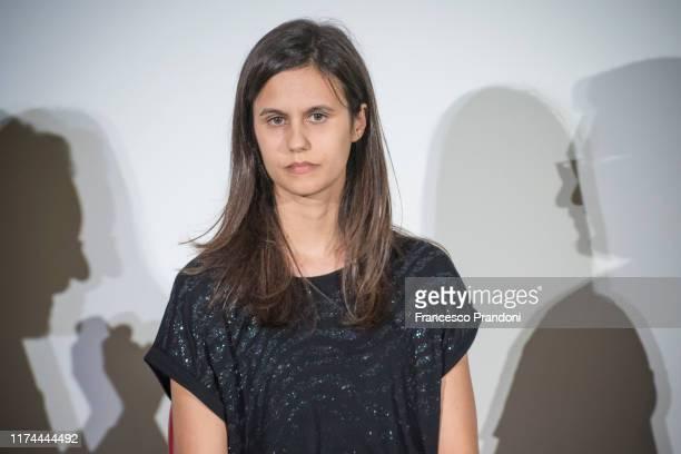 Linda Raimondo attends Il Tempo Delle Donne Festival in Milan at Triennale Design Museum on September 13 2019 in Milan Italy