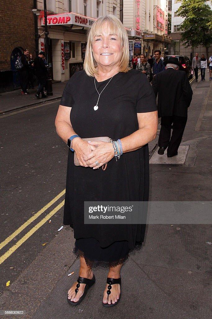 London Celebrity Sightings -  August 11, 2016