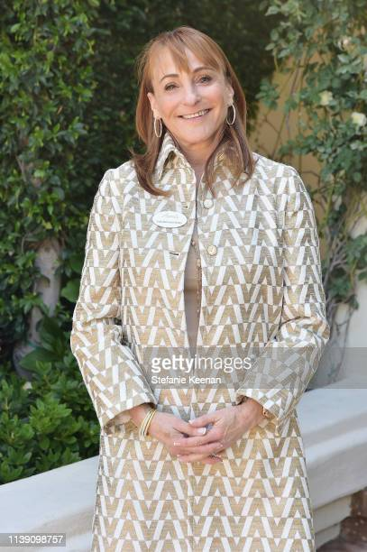 Linda Rubin attends Valentino Sponsors HEART Annual Brunch on April 24 2019 in Los Angeles California