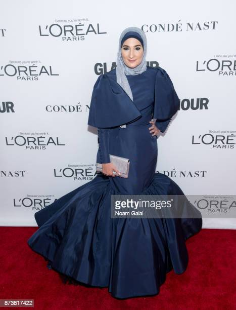 Linda Sarsour attends the 2017 Glamour Women of The Year Awards at Kings Theatre on November 13 2017 in New York City
