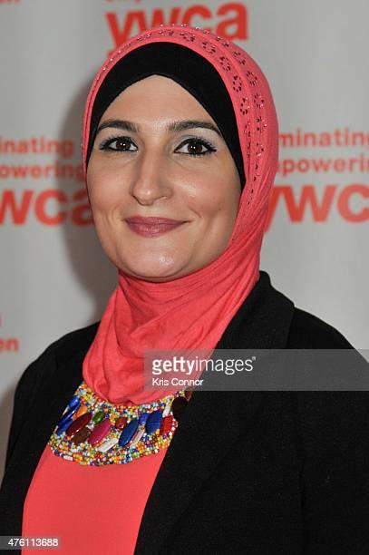 Linda Sarsour attends the YWCA USA Women of Distinction Gala at the Grand Hyatt Washington DC on June 5 2015 in Washington DC