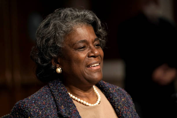 DC: Linda Thomas-Greenfield Confirmation Hearing For Ambassador To UN Before Senate Foreign Relations Committee